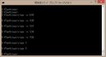 Windowsバッチファイルの処理を一時停止させる sleep コマンド